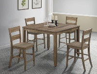 Crown Mark 1731 Sean Counter Height Dining Group