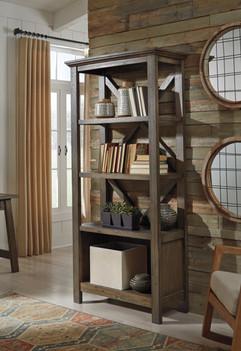 Ashley H762-17 Johurst Series Large Bookcase