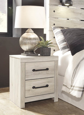 Ashley B192-92 Cambeck Series Two Drawer Nightstand
