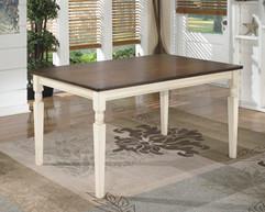 Ashley D583-25 Whitesburg Series Rectangular Dining Room Table
