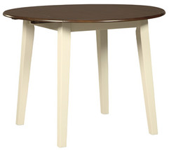 Ashley D335-15 Woodanville Series Round Drop Table