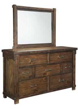 Ashley B718-31/36 Lakeleigh Series Bedroom Chest/Mirror