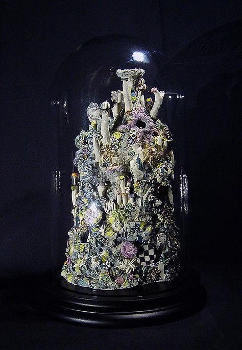 Treasure  , porcelain, T material, glass