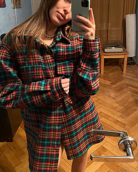 Merino wool shirt