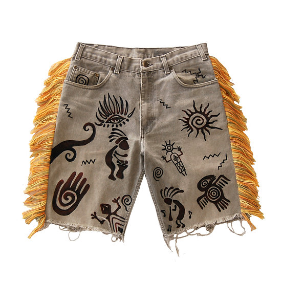 MoogieWoogie shorts