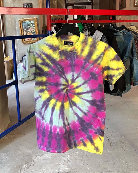 Hand dyed T-shirt