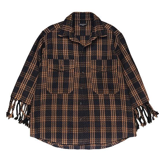 Wool&silk blend shirt
