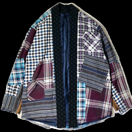 Patchwork kimono