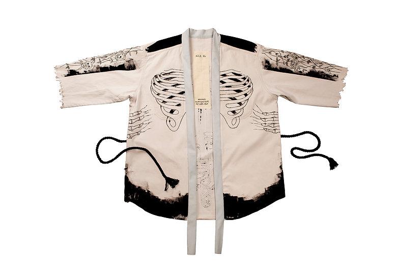 Handpainted Kimono