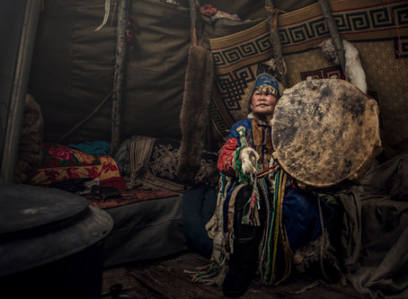 Step into the unknown with Siberian shamans