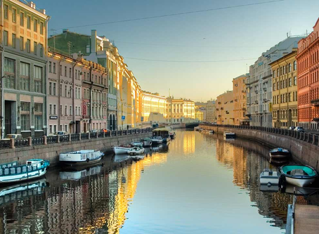 Places in Russia that look just like world's famous sites