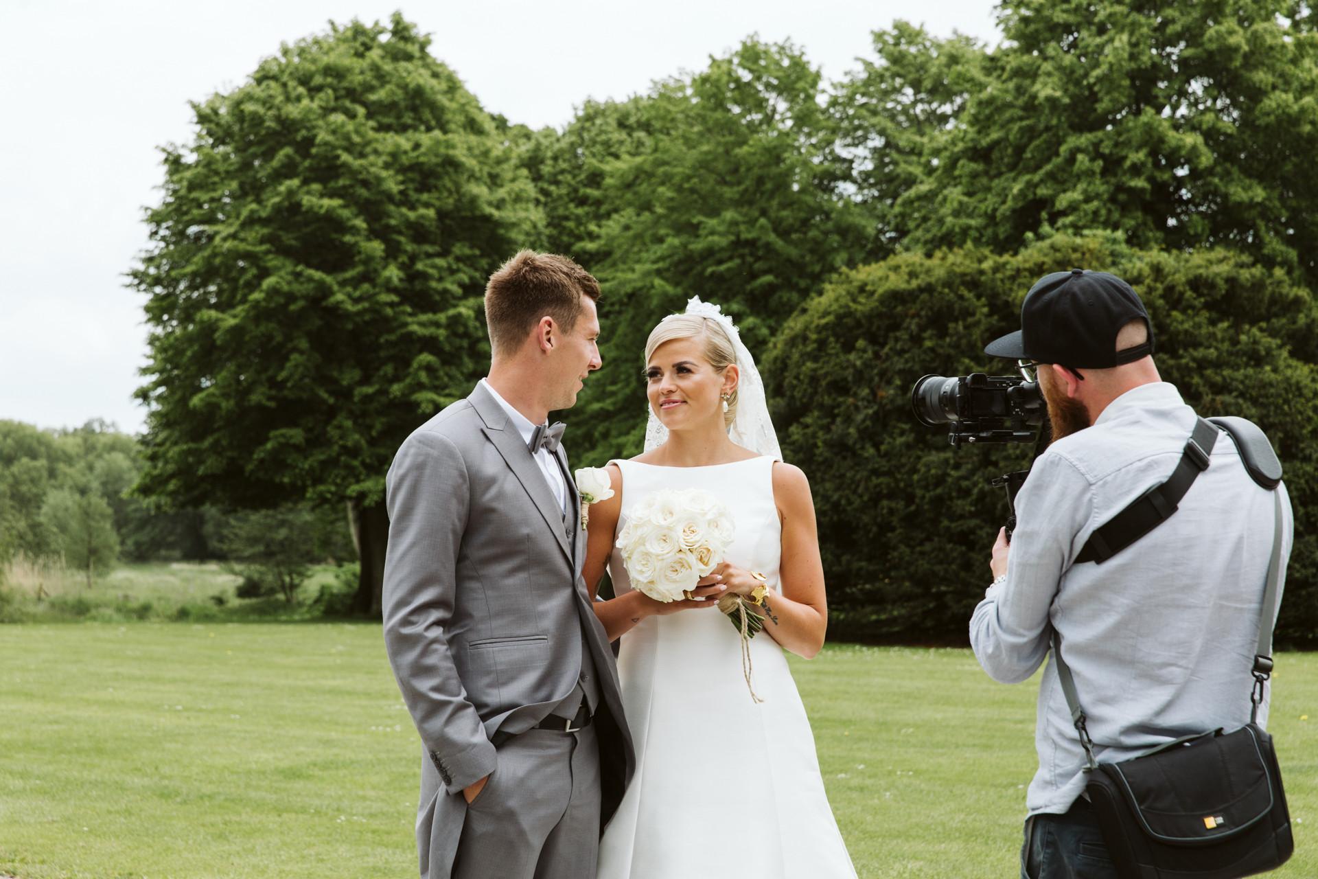 Halvdags Bryllupsvideo
