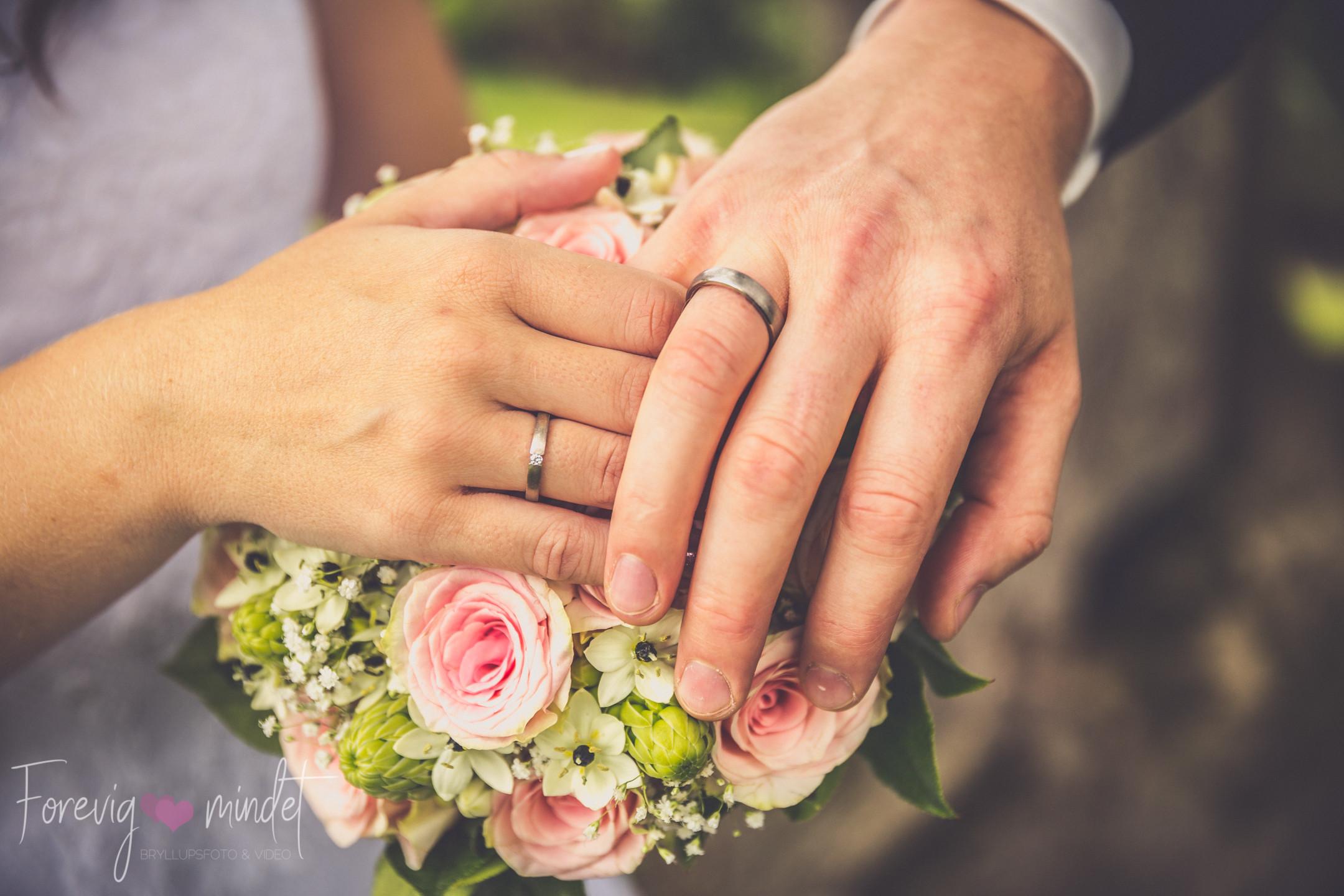 Halvdags Bryllupsfotografering
