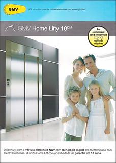 Home Lift - Catálogo
