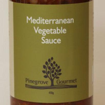 Mediterranean Vegetable Sauce