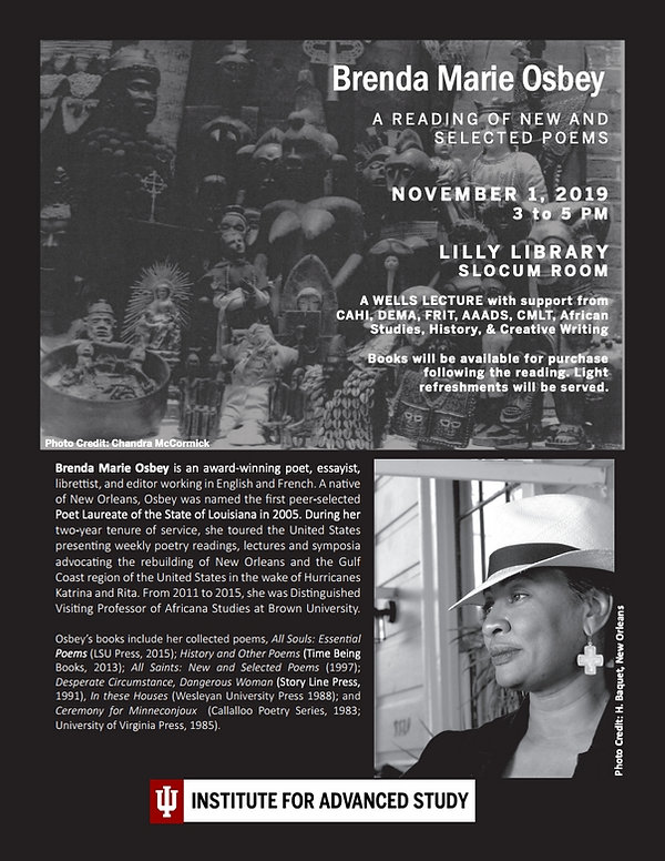 Brenda Marie Osbey Wells Lecture 2019_ed