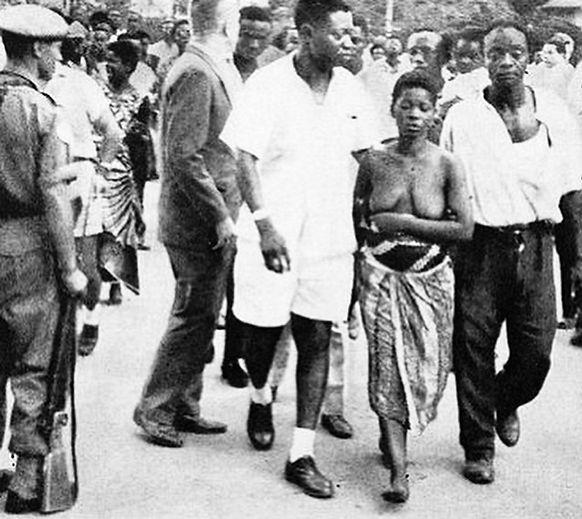 Pauline Lumumba, On Contemplating...