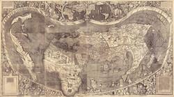 Waldseemuller's detail of Africa