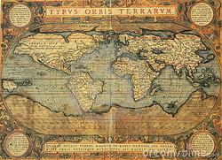 Ortelius 1570