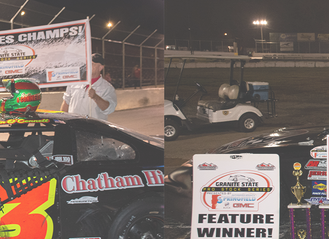 Connecticut Drivers Prevail At Waterford Speedbowl, Christian III Wins, O'Connell Clinches Champions