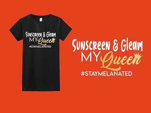 Sunscreen & Gleam T Shirt