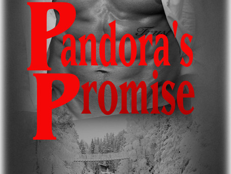Pandora's Promise- The Pandora Project ~ Book 2 Sneak Peak