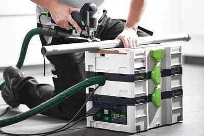 集塵機能付モバイルワークベンチ