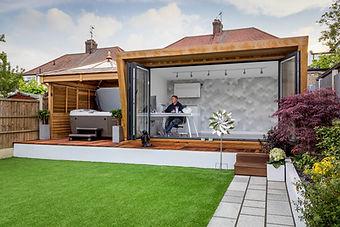 Green Retreats, Garden Room Pinnacle 45m