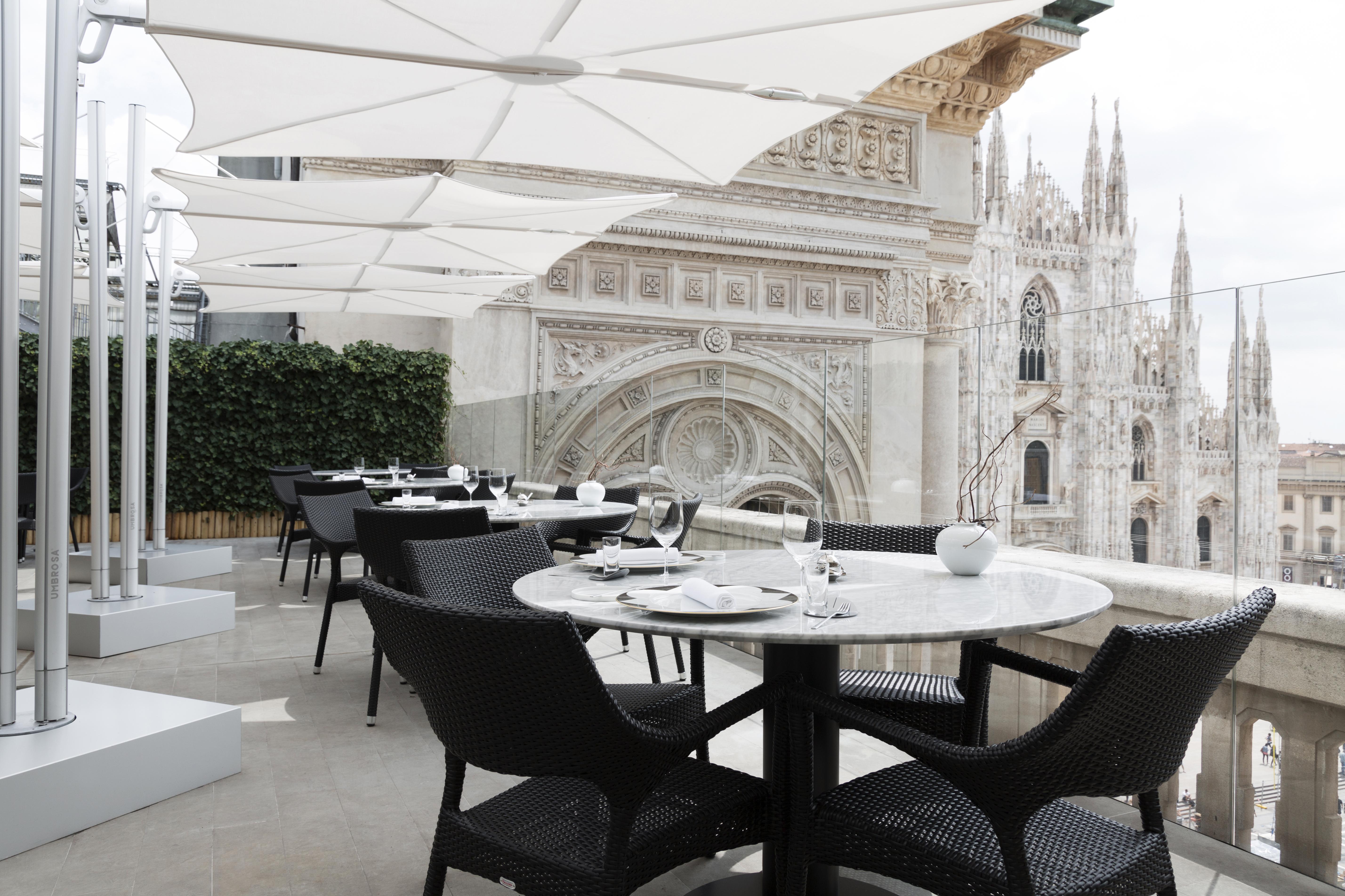 タウンハウス ホテル セブンスターズ、イタリア