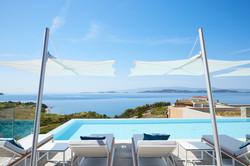 ホテル Eagle Villas、ギリシャ