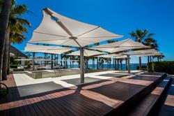 ホテル Nikki Beach Marbella、スペイン
