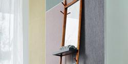 壁にも衣装を:織物でできた壁紙と立体感のある壁紙
