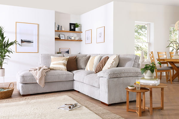 Furniture And Choice, Cassie Grey CordSo