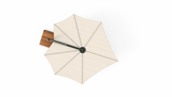 Spectra UX Cantilever umbrella - Nature