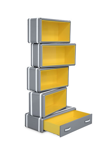 Home Office _  Sky Bookcase is the ideal