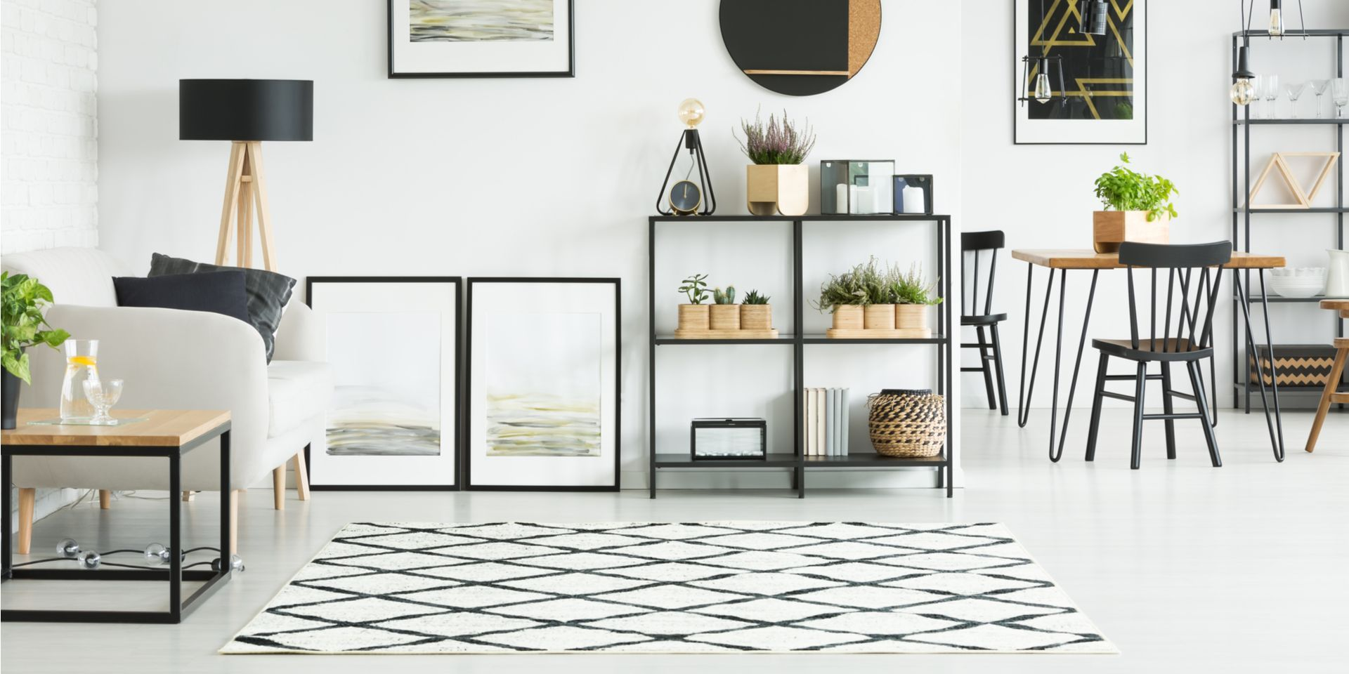 2018 vol.04 室内を軽やかに:繊細なメタルフレームの家具