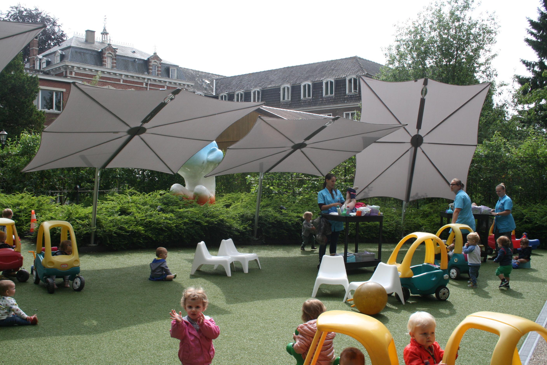 Blydhove幼稚園、ベルギー