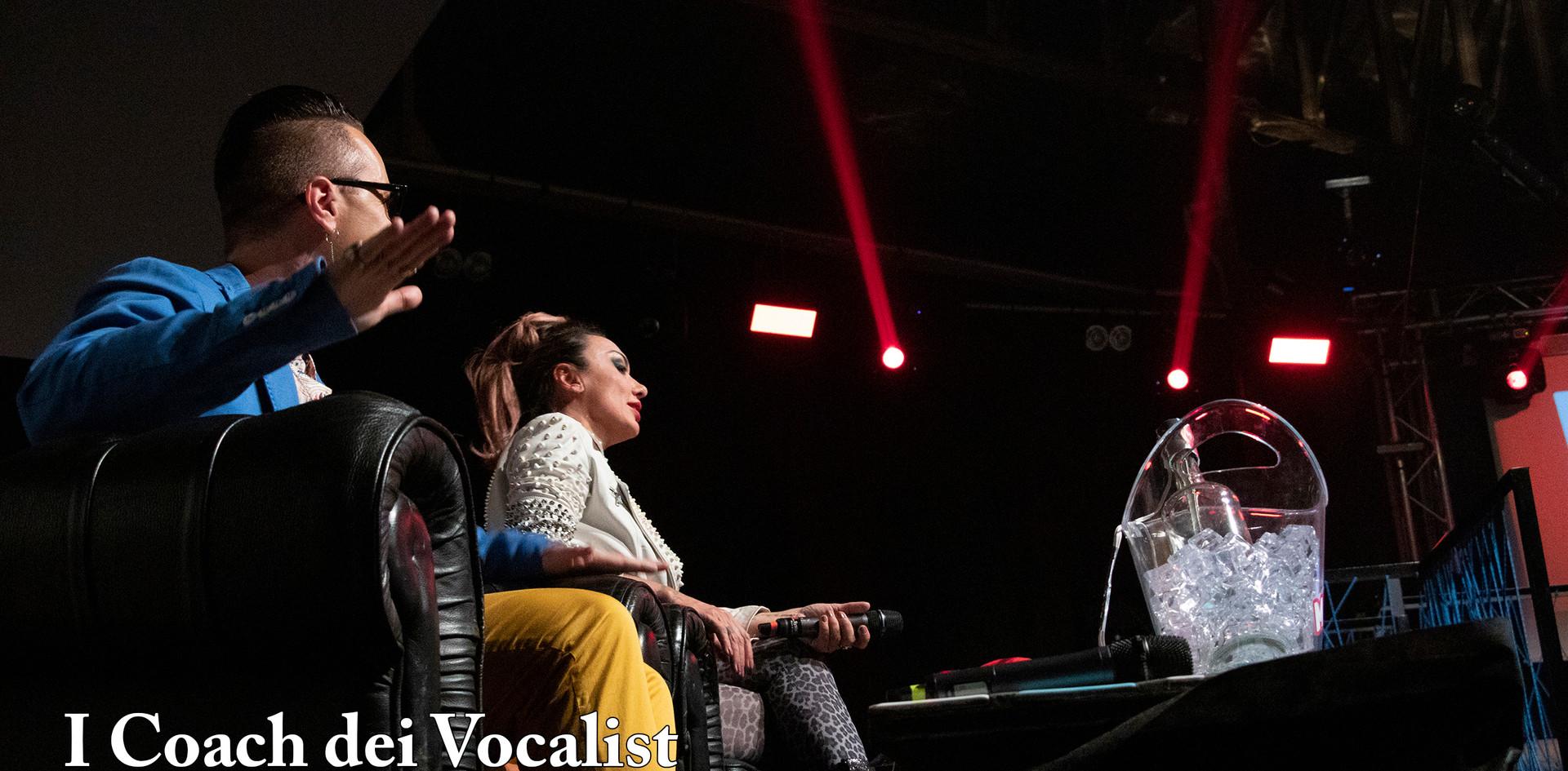 I coach dei Vocalist