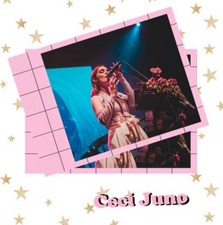 """Ceci Juno lanza su nuevo sencillo """"Fantasmas"""""""