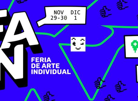 Feria de arte Individual FAIN 2019