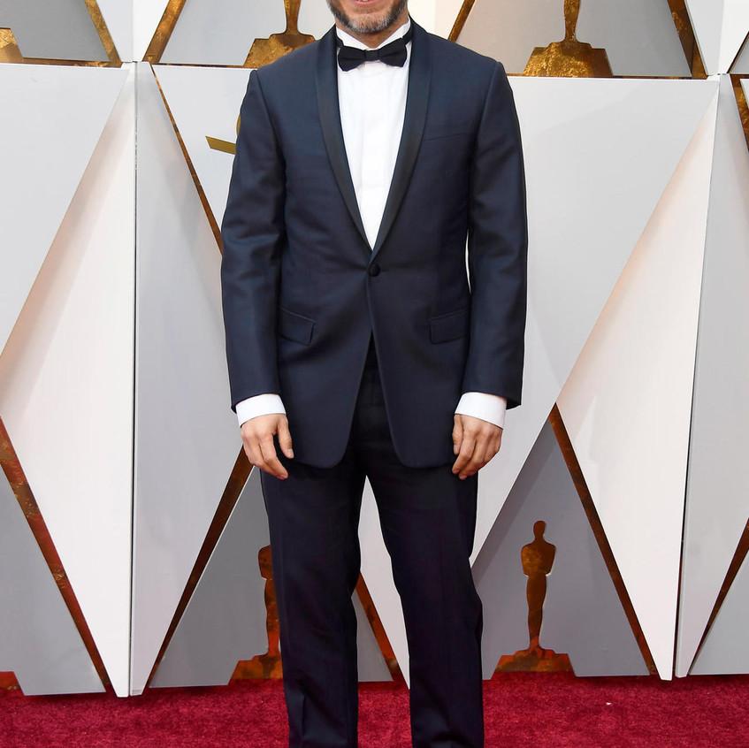 Gael García Bernal en Dior Homme