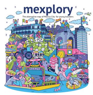 Mexplory: Una guía alternativa de la CDMX
