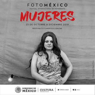 Mujeres, FotoMéxico llega a México