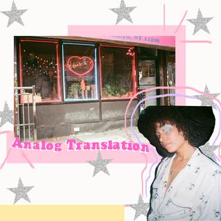 Primer edición de Analog Translation en CDMX presentado por 35's & 45's