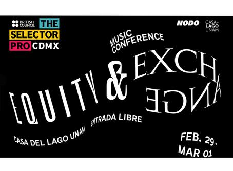 SELECTOR PRO CDMX   Un fin de semana dedicado a la industria musical