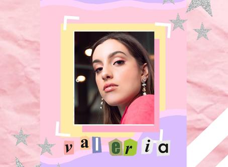 Valeria, la voz de una nueva generación
