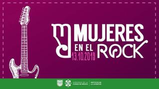 GIRLS TO THE FRONT | MUJERES EN EL ROCK PRESENTA SU CUARTA EDICIÓN