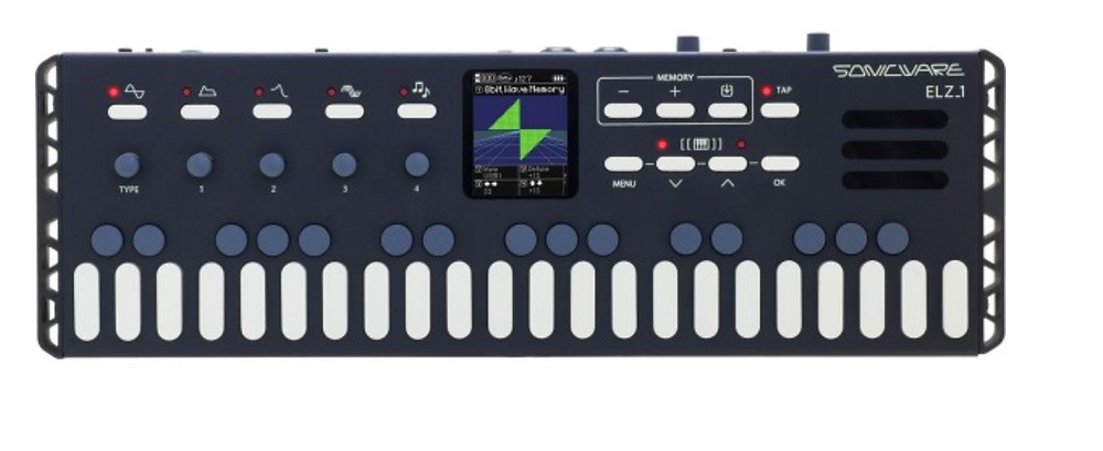 Sonicwave ELZ_1 Synth