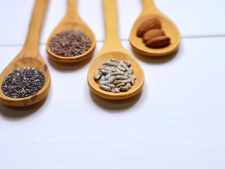 Sanar con grasas saludables en equilibrio