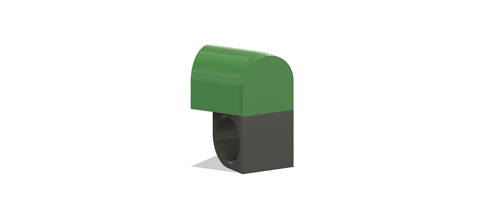 Fusion 360 model for finger accessories